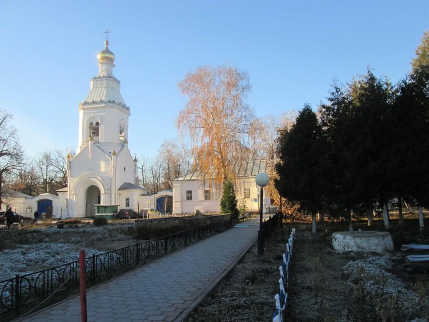 Тульская область, Тула, город, Тула. Богородичный Щегловский монастырь, фотография. фасады