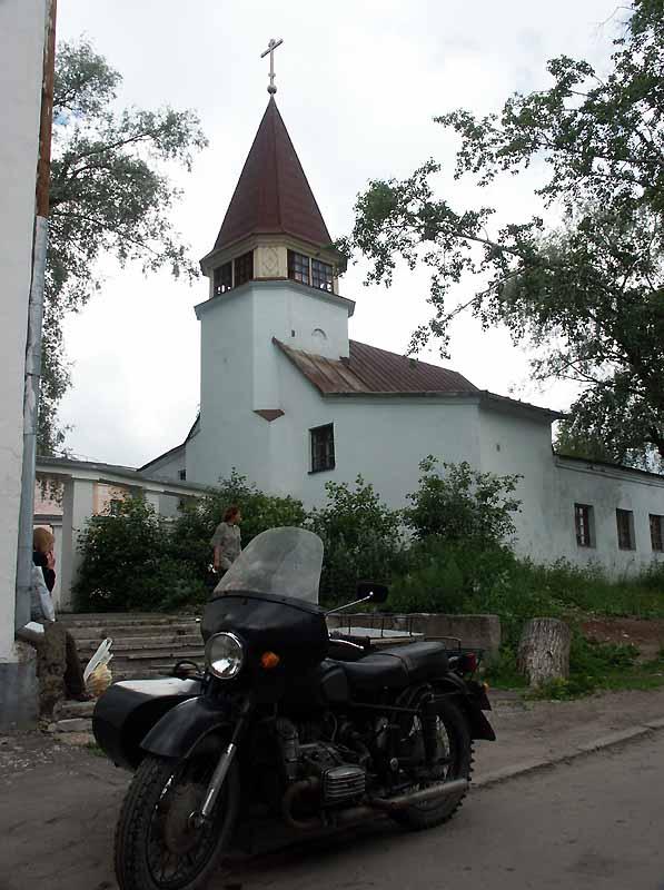 Церковь Иоанна Богослова, Сортавала