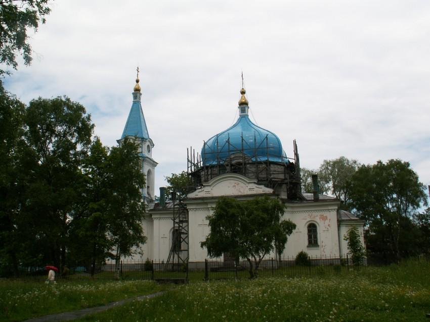 Церковь Николая Чудотворца, Сортавала