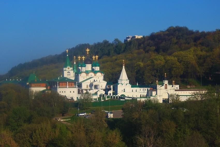 Печёрский Вознесенский монастырь, Нижний Новгород