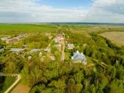 Казанская Амвросиевская пустынь - Шамордино - Козельский район - Калужская область