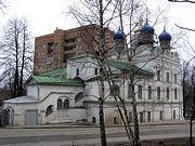 Церковь Жён-мироносиц на Верхнем посаде - Нижний Новгород - Нижний Новгород, город - Нижегородская область