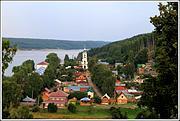 Ивановская область, Приволжский район, Плёс, ??рвары великомученицы, церковь