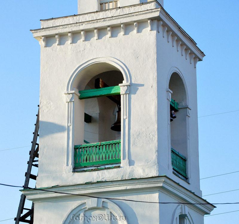Собор Троицы Живоначальной, Красноярск