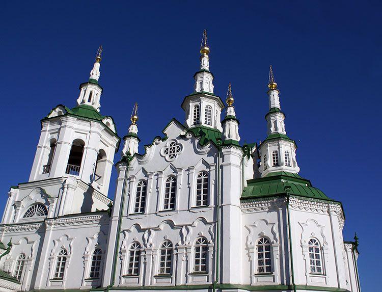 Церковь Спаса Нерукотворного Образа, Тюмень
