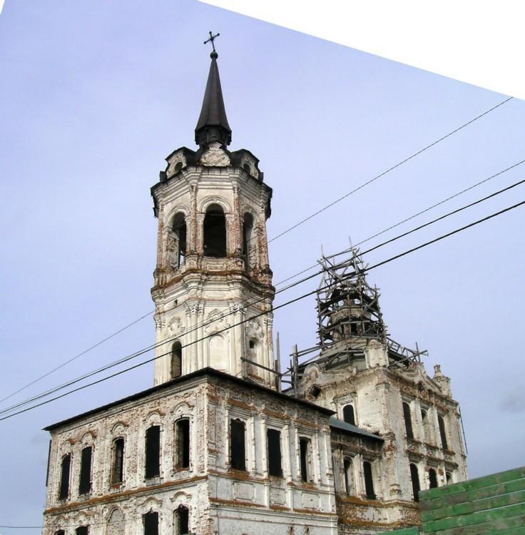 Церковь Воздвижения Креста Господня, Тобольск