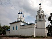 Церковь Владимирской иконы Божией Матери на Божедомке - Ярославль - Ярославль, город - Ярославская область