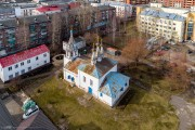 Ярославль. Владимирской иконы Божией Матери на Божедомке, церковь