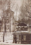 Успенский Липецкий монастырь. Церковь Успения Пресвятой Богородицы - Липецк - Липецк, город - Липецкая область