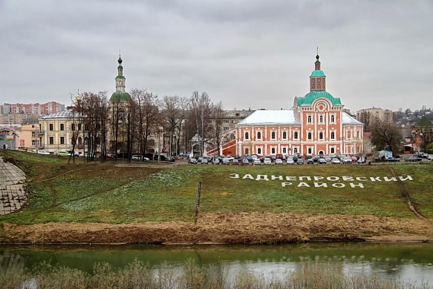 Церковь Николая Чудотворца (Нижне-Никольская), Смоленск