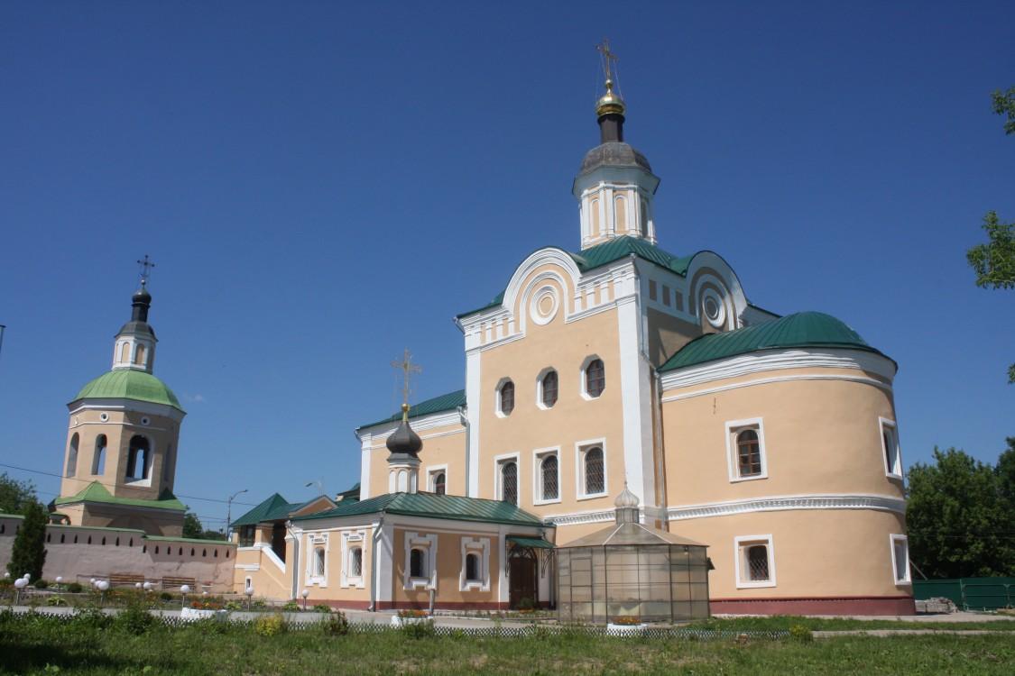 Смоленская область, Смоленск, город, Смоленск. Троицкий монастырь, фотография. фасады