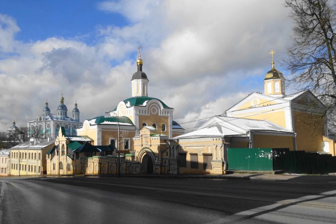 Троицкий монастырь, Смоленск