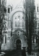 Собор Владимира равноапостольного - Киев - Киев, город - Украина, Киевская область