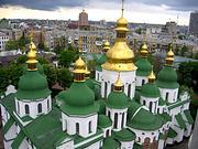 Собор Софии, Премудрости Божией - Киев - Киев, город - Украина, Киевская область