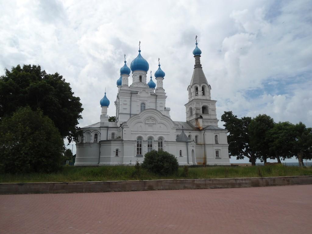 Церковь Петра и Павла, Ветвеник
