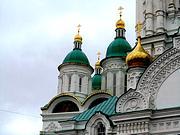 Кремль. Кафедральный собор Успения Пресвятой Богородицы с Пречистенской надвратной колокольней - Астрахань - Астрахань, город - Астраханская область