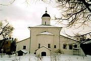 Церковь Илии Пророка с Луга - Псков - Псков, город - Псковская область