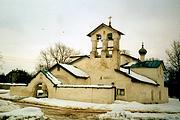 Церковь Спаса Нерукотворного Образа с Жабьей Лавицы - Псков - Псков, город - Псковская область
