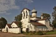 Псков. Спаса Нерукотворного Образа с Жабьей Лавицы, церковь