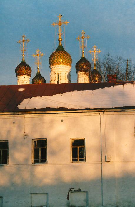Сретенский женский монастырь, Гороховец