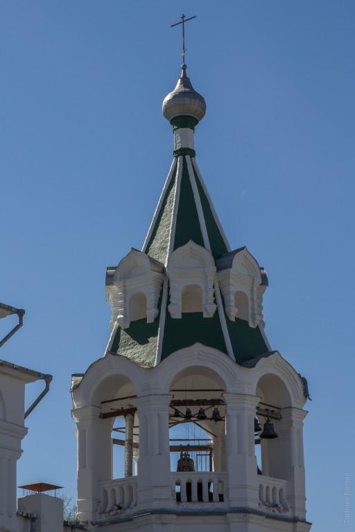 Вологодская область, Вологда, город, Вологда. Церковь Константина и Елены, фотография. архитектурные детали