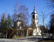 Церковь Усекновения главы Иоанна Предтечи в Рощенье - Вологда - Вологда, город - Вологодская область