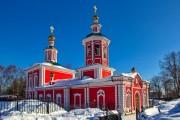 Вологда. Петра и Павла в Новинках, церковь