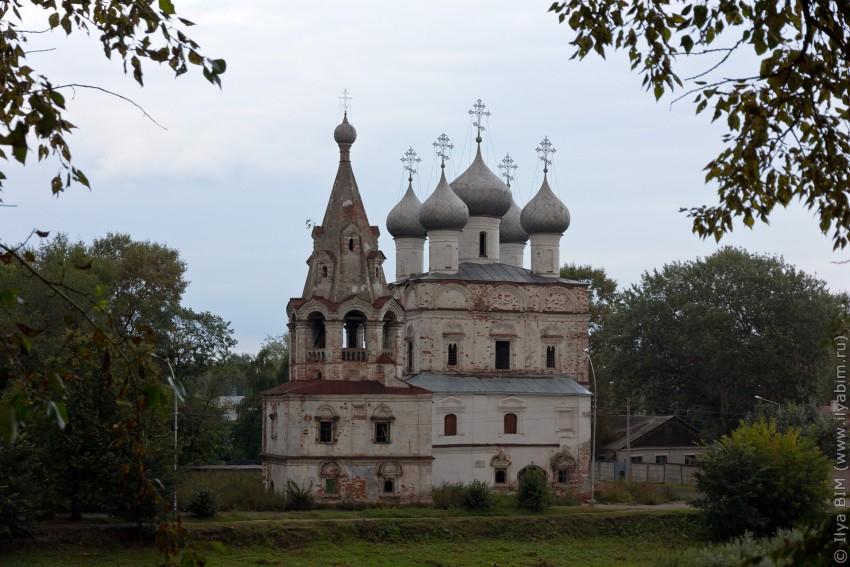Церковь Иоанна Златоуста (Мироносицкая), Вологда