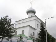 Церковь Спаса Преображения во Фрязинове - Вологда - Вологда, город - Вологодская область