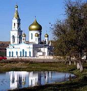 Московское. Николая Чудотворца, церковь
