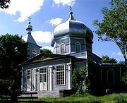 Черкесск. Покрова Пресвятой Богородицы, церковь