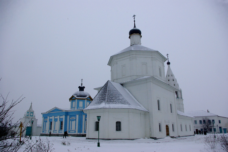 Бобренёв монастырь, Старое Бобренево