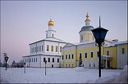 Богоявленский Старо-Голутвин монастырь - Коломна - Коломенский городской округ - Московская область