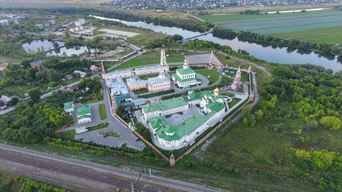 Богоявленский Старо-Голутвин монастырь, Коломна
