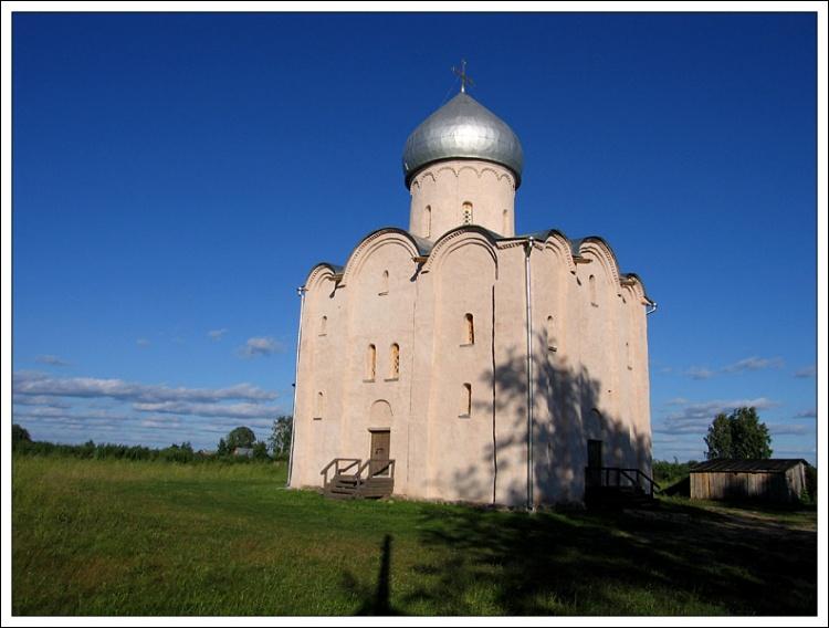 Церковь Спаса Преображения на Нередице, Спас-Нередицы
