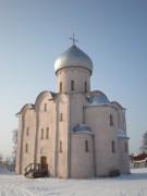 Церковь Спаса Преображения на Нередице - Спас-Нередицы - Новгородский район - Новгородская область