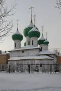 Ярославль. Николая Чудотворца на Меленках, церковь