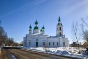 Церковь Андрея Стратилата - Сулость - Ростовский район - Ярославская область