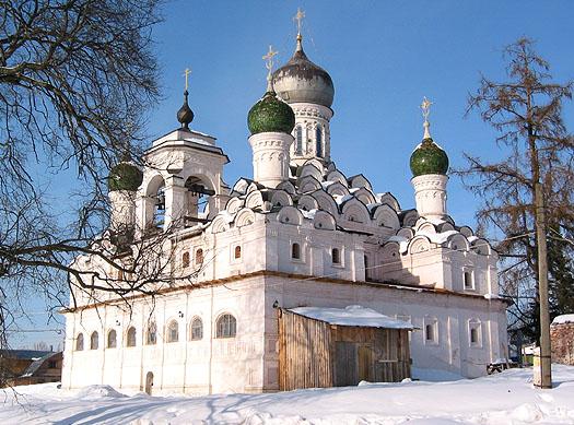 Церковь Николая Чудотворца, Николо-Урюпино