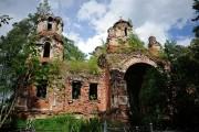Луга (Городок). Николая Чудотворца (каменная), церковь