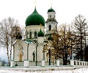 Кушва. Михаила Архангела, церковь