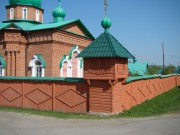 Троицкий мужской монастырь - Тарасково - Невьянский район (Невьянский ГО и ГО Верх-Нейвинский) - Свердловская область
