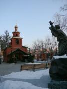 Церковь Николая Чудотворца на Ясной - Екатеринбург - Екатеринбург (МО город Екатеринбург) - Свердловская область