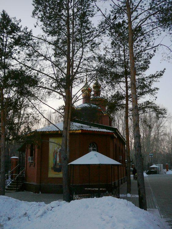 Церковь Николая Чудотворца на Ясной, Екатеринбург