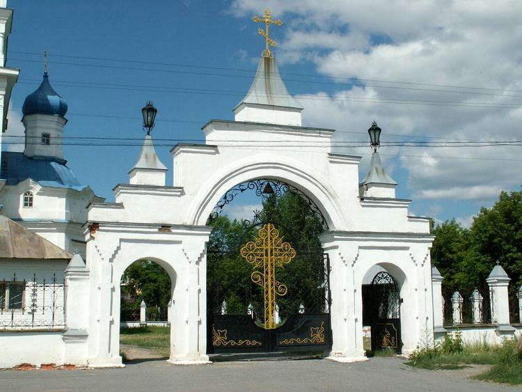 Покровский женский монастырь, Камышлов