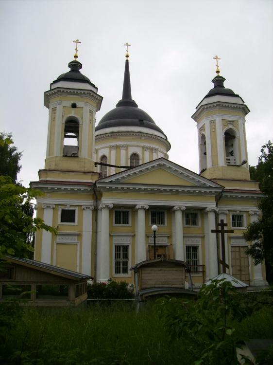 Церковь Спаса Преображения в Пехре-Яковлевском, Балашиха