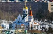 Реутов. Казанской иконы Божией Матери, церковь