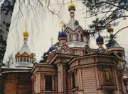 Церковь Троицы Живоначальной - Удельная - Раменский район и гг. Бронницы, Жуковский - Московская область