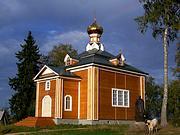 Ольгинский монастырь. Церковь Николая Чудотворца - Волговерховье - Осташковский городской округ - Тверская область
