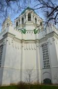Церковь Троицы Живоначальной в Филимонках - Филимонки - Новомосковский административный округ (НАО) - г. Москва